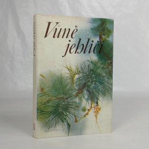 náhled knihy - Vůně jehličí : Antologie z české přírodní prózy