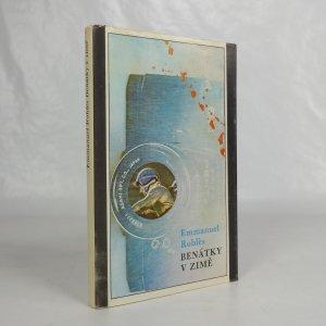 náhled knihy - Benátky v zimě