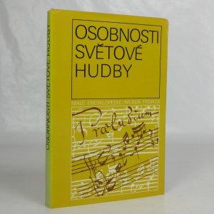 náhled knihy - Osobnosti světové hudby