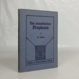 náhled knihy - Die israelitischen Propheten
