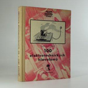 náhled knihy - 100 elektrotechnických hlavolamů