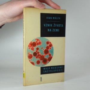 náhled knihy - Vznik života na zemi