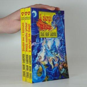 náhled knihy - S alergií na magii. Příliš mnoho příšer. Dlouhá noc v Démonii.