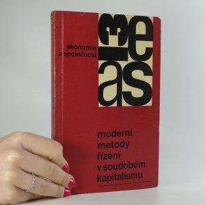 náhled knihy - Moderní metody řízení v soudobém kapitalismu