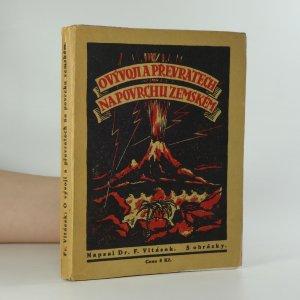 náhled knihy - Fysikální zeměpis (O vývoji a převratech na povrchu zemském)