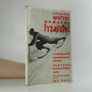 náhled knihy - Moderní lyžařství
