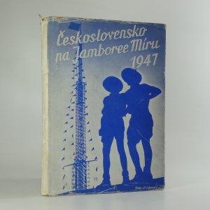náhled knihy - Československo na Jamboree míru Francie 1947