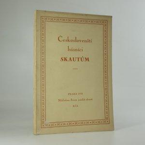 náhled knihy - Českoslovenští básníci skautům