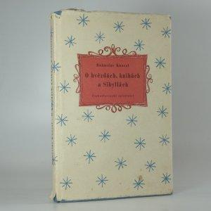 náhled knihy - O hvězdách, knihách a Sibyllách