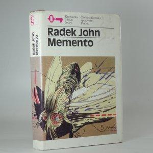 náhled knihy - Memento