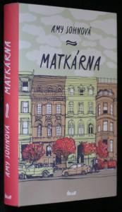 náhled knihy - Matkárna