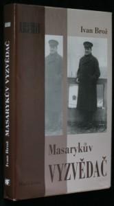náhled knihy - Masarykův vyzvědač