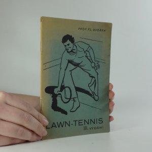 náhled knihy - Lawn-tennis : návod ke hře a pravidla hry