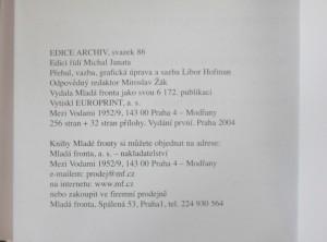 antikvární kniha Masarykův vyzvědač, 2004