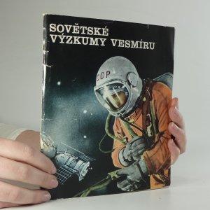 náhled knihy - Sovětské výzkumy vesmíru
