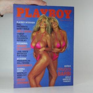 náhled knihy - Playboy : březen 1992