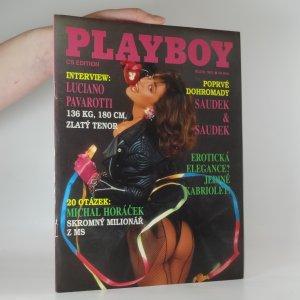 náhled knihy - Playboy : říjen 1991