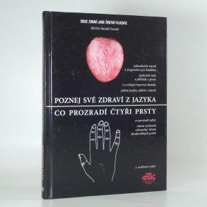 náhled knihy - Poznej své zdraví z jazyka ; Co prozradí čtyři prsty