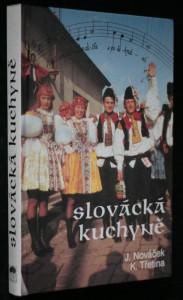náhled knihy - Slovácká kuchyně