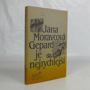 náhled knihy - Gepard je nejrychlejší : příběh jednoho života