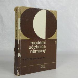 náhled knihy - Moderní učebnice němčiny : němčina pro hospodářskou praxi I