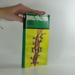 náhled knihy - Brutalita