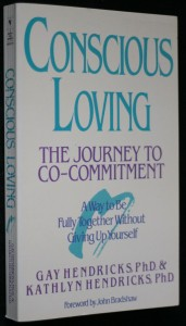 náhled knihy - Conscious Loving The Journey to co-commitment