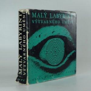náhled knihy - Malý labyrint výtvarného umění