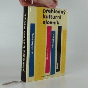 náhled knihy - Přehledný kulturní slovník