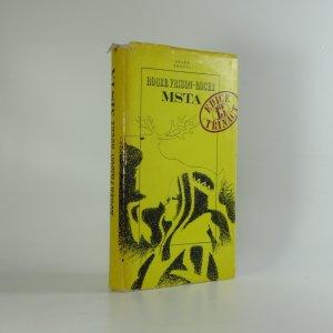 náhled knihy - Msta