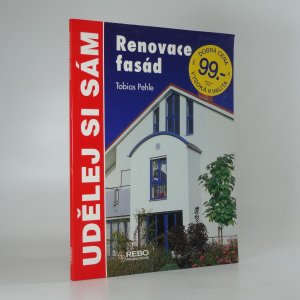 náhled knihy - Renovace fasád
