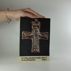 náhled knihy - Cyrilometodějský kalendář