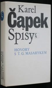náhled knihy - Hovory s T.G. Masarykem