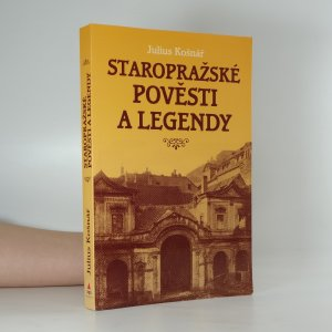 náhled knihy - Staropražské pověsti a legendy