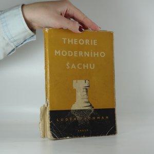 náhled knihy - Theorie moderního šachu