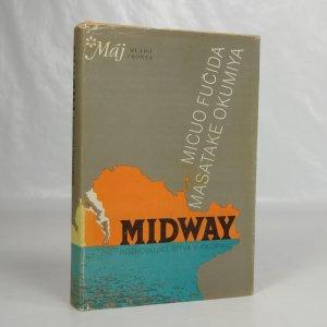 náhled knihy - Midway : osudová bitva japonského válečného loďstva