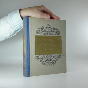 náhled knihy - Romaneta a novely