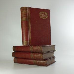 náhled knihy - Vojna a mír. I. - IV. díl.