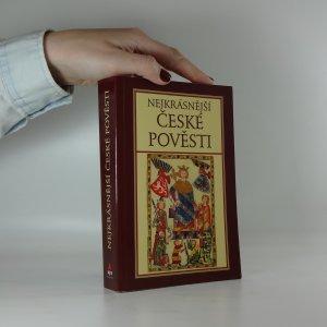 náhled knihy - Nejkrásnější české pověsti I