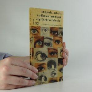 náhled knihy - Čtyřikrát o televizi. Sborník.