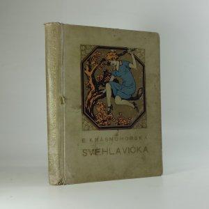 náhled knihy - Svéhlavička. Příběh z pensionátu