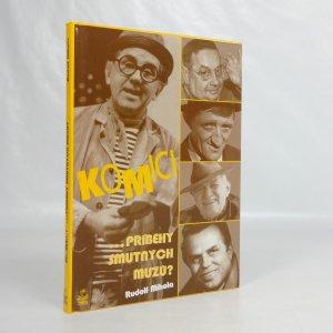 náhled knihy - Komici : --příběhy smutných mužů?