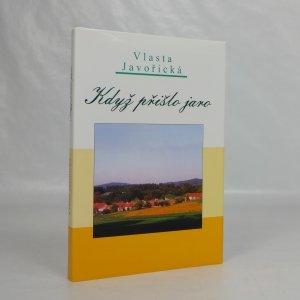 náhled knihy - Když přišlo jaro