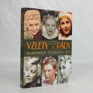 náhled knihy - Vzlety a pády slavných českých žen