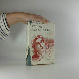 náhled knihy - Vysoké jarní nebe