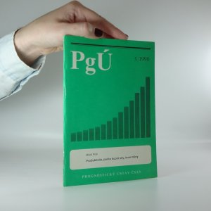 náhled knihy - Produktivita, parita kupní síly, kurs měny 5/1990