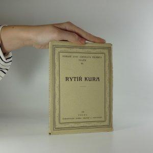 náhled knihy - Rytíř Kura