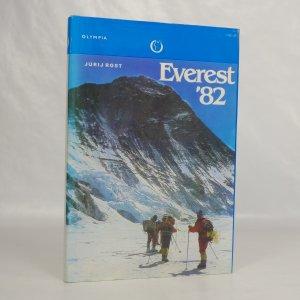 náhled knihy - Everest '82 : výstup sovětských horolezců na nejvyšší horu světa