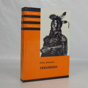 náhled knihy - Tekumseh : vyprávění o boji rudého muže, sepsané podle starých pramenů. 4. díl.