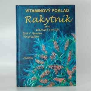 náhled knihy - Rakytník jeho pěstování a využití